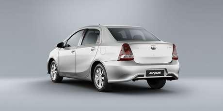 A partir de abril, Toyota Etios será produzido somente para exportação.