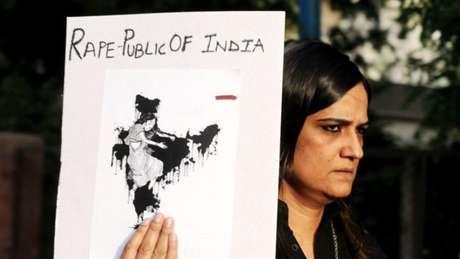 Casos recentes de abuso sexual de crianças têm gerado revolta na Índia
