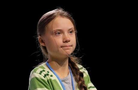Ativista sueca Greta Thunberg  11/12/2019 REUTERS/Susana Vera