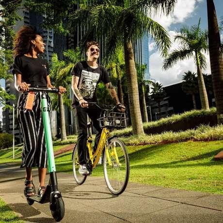 Grin Prime isentará os usuários das taxas de desbloqueio dos patinetes da Grin e também das bicicletas da Yellow