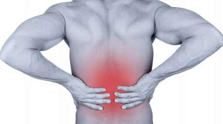 Dor nas costas é queixa frequente em hospitais
