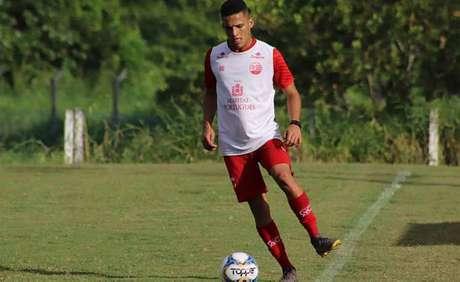 Thiago, do Náutico, é o novo reforço do Flamengo