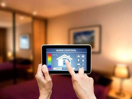 7. A tecnologia está cada dia mais presente em nossa vida, e ela pode ajudar a nossa rotina dentro de casa também – Foto: G1