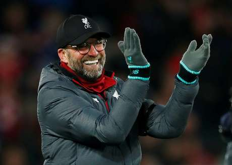 Técnico do Liverpool, Juergen Klopp 30/11/2019 REUTERS/Eddie Keogh