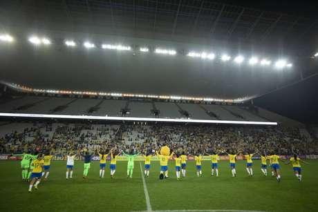 O Brasil pode sediar o Mundial Feminino de 2023 (Foto: Lucas Figueiredo/CBF)