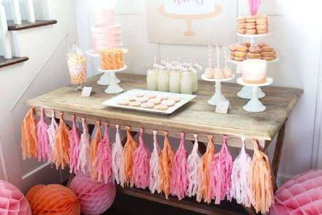 28. Ideias para fazer uma festa em casa – Via: Karas Party Ideas