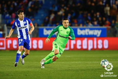 As duas equipes ficaram no empate na casa do Leganés (Foto: Reprodução)