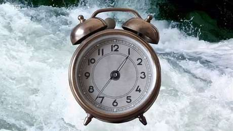 Na nossa mente, o tempo não é como um rio que corre apenas em uma direção