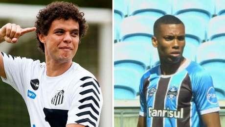 Santos anunciou Madson como novo reforço para 2020 (Foto: Lancepress)