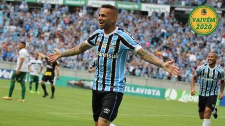 Luan é o novo reforço do Corinthians (Murilo Carvalho/Agência F8)