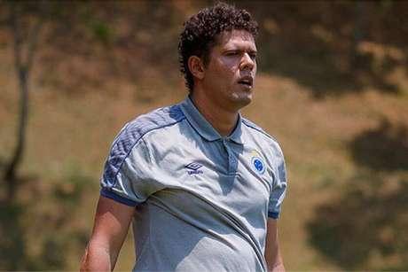 Hoffmann Túlio surpreendeu o Cruzeiro com o pedido de demissão após a temporada vitoriosa na Raposa-(Vinnicius Silva/Cruzeiro)