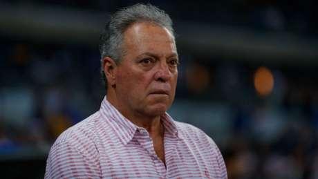Abel Braga trabalhou pela última vez no recém-rebaixado Cruzeiro (Foto: Vinnicius Silva/Cruzeiro)
