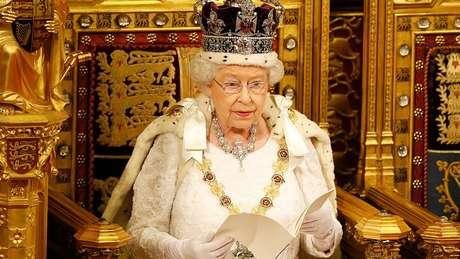 Rainha falará ao Parlamento, inciando o ano legislativo