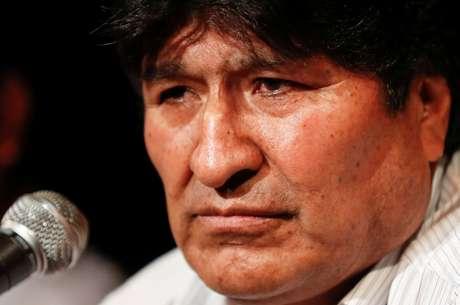 Ex-presidente da Bolívia Evo Morales 17/12/2019 REUTERS/Agustin Marcarian