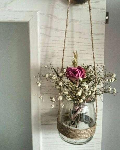 2. As flores secas não são do conhecimento de muitos. Foto: Pinterest