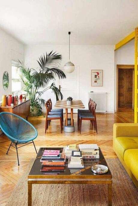 7. Existem vários estilos de pisos antigos no mercado. Foto: Decor Fácil