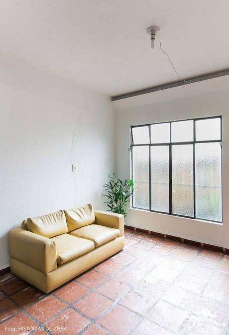 15. Você pode restaurar os pisos antigos. Foto: Histórias de Casa