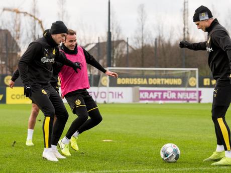 (Foto: Reprodução/ Twitter Borussia Dortmund)