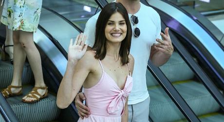 Camila Queiroz (Foto: Edson Aipim/AgNews)