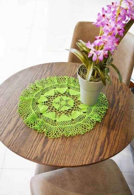 53. Centro de mesa pequeno e verde – Via: Pintererst