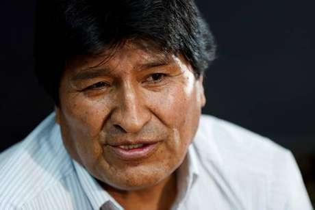 Evo Morales vive como refugiado na Argentina