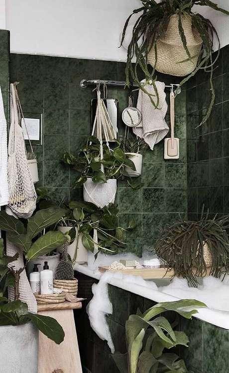 49. Ambiente com decoração descontraída. Fonte: Pinterest