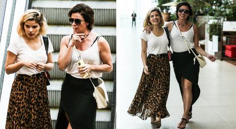 Vanessa Giácomo e Giovanna Antonelli (Fotos: Edson Aipim/AgNews)