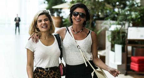 Vanessa Giácomo e Giovanna Antonelli (Foto: Edson Aipim/AgNews)