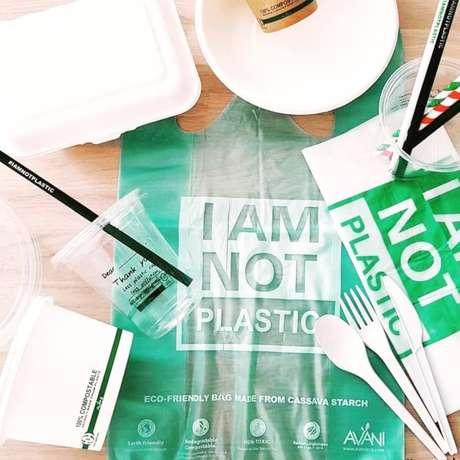 Produtos da empresa Avanieco são feitos de materais sustentáveis, buscando minimizar o impacto no meio ambiente