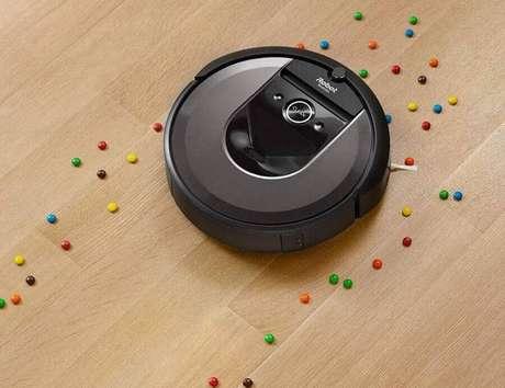 1. Será que os robôs aspiradores vale a pena? – Foto: HUB i4,0