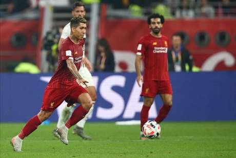 Firmino Marca Contra Flamengo E Liverpool é Campeão Mundial
