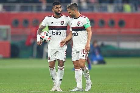 Jogadores Do Flamengo Lamentam Derrota Mas Elogiam Jogo
