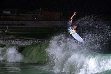 Estádio de surfe em Shizunami, no Japão, ficará pronto em 2020 (Foto: Reprodução)
