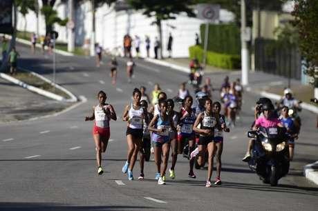 Corrida Internacional de São Silvestre vai começar às 8h da manhã nesse ano (Foto: Gazeta Press)