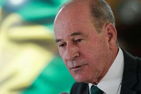 Ministro da Defesa do Brasil, Fernando Azevedo e Silva 29/10/2019 REUTERS/Adriano Machado