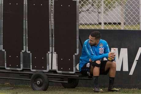 Clayson tem contrato com o Corinthians até o fim de 2021 (Foto: Daniel Augusto Jr. / Ag. Corinthians)