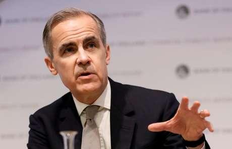 Presidente do banco central britânico, Mark Carney 16/12/2019 Kirsty Wigglesworth/Pool via REUTERS