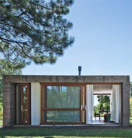 52. Fachada de casas simples – Por: Casa e Construção
