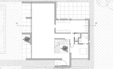 57. Plantas de casas simples – Por: Núcleo B Arquitetos