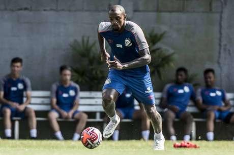 Santos libera Cleber Reis para a Ponte Preta (Ivan Storti/Santos FC)