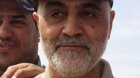 Soleimani liderou as operações militares iranianas no Oriente Médio como comandante da Força Quds