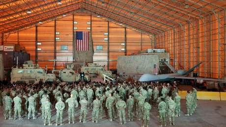 Especula-se se o Irã poderia atacar os soldados americanos no Iraque em resposta ao assassinato de Soleimani