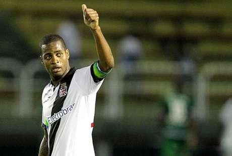 Dedé conquistou a Copa do Brasil de 2011 pelo Vasco (Foto: Divulgação)