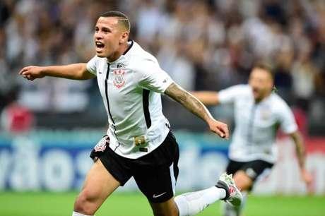 Sidcley foi campeão Paulista pelo Corinthians em 2018 (Foto: Fernando Dantas/Gazeta Press)