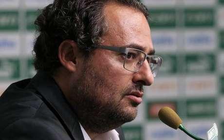 Alexandre Mattos trabalhou no Palmeiras de 2015 até o fim do ano passado (Foto: Cesar Greco/Divulgação)