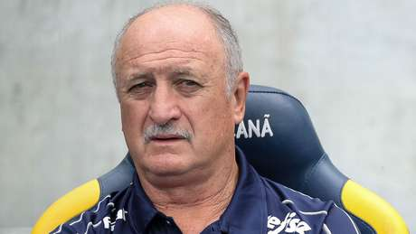 Luiz Felipe Scolari fez seu último trabalho no Palmeiras em 2019.