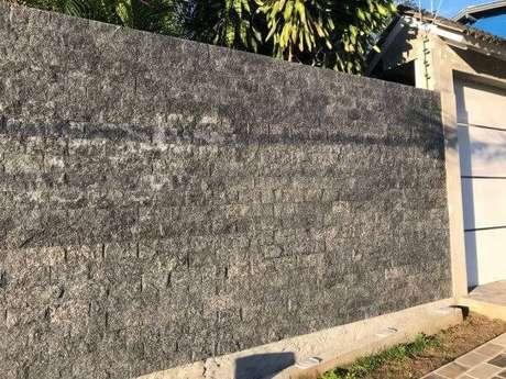 13. A tonalidade da pedra miracema cinza é uma das mais conhecidas. Fonte: Pedras Boa Vista