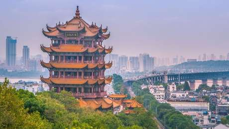 Wuhan, na China central, tem 59 pessoas infectadas — sete em situação crítica