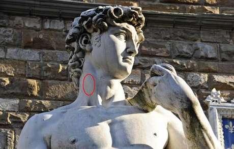 Michelangelo descobriu detalhes da veia jugular um século antes dos médicos