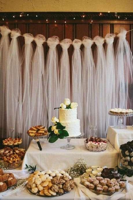 38. Festa de aniversário de casamento simples – Foto: Wedding Trousseau